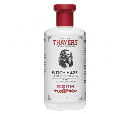Thayers Alcohol-free Rose Petal Witch Hazel Toner - 355ml