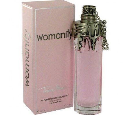 Womanity by Thierry Mugler - 80ml