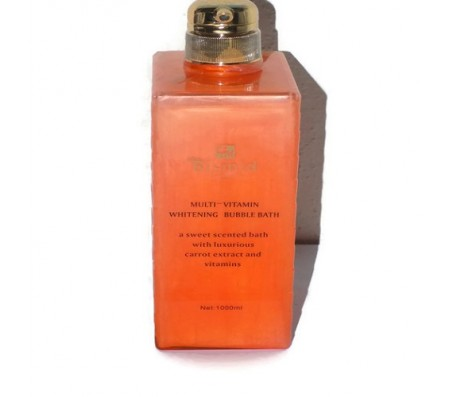 Bismid Cosmetics Multi-Vitamin Whitening Bubble Bath - 1000ml