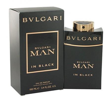 Bvlgari Man in Black Eau de Parfum Spray for Men perfume 3.4 fl oz / 100 ml