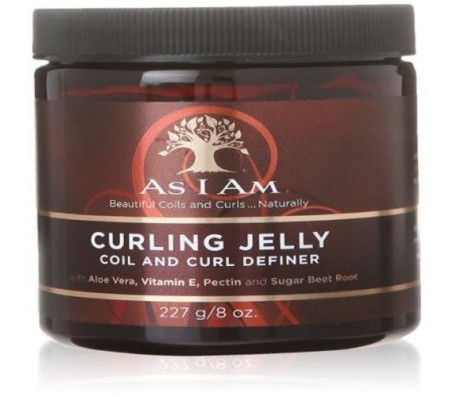 As I Am Curling Jelly - Coil and Curl Definer