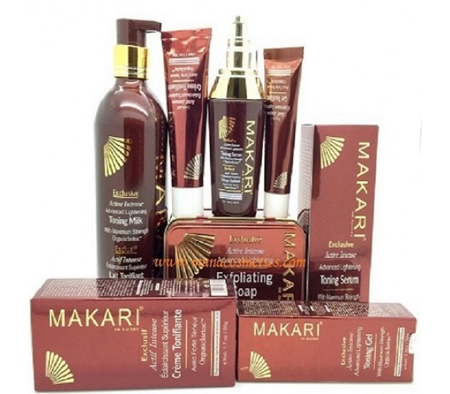 Makari Exclusive Active Intense Advanced Lightening Beauty