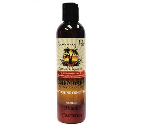 SUNNY ISLE JAMAICAN BLACK CASTOR OIL EXTRA DARK CONDITIONER 8OZ